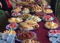 Tiệc buffet mừng xuân Tân Sửu